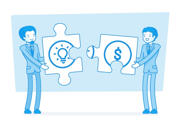 Ideen- und geldrätsel