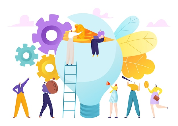 Ideenprojekt geldinvestition