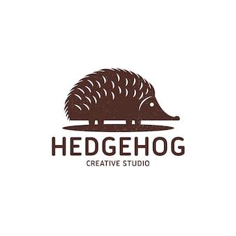 Igel logo vorlage