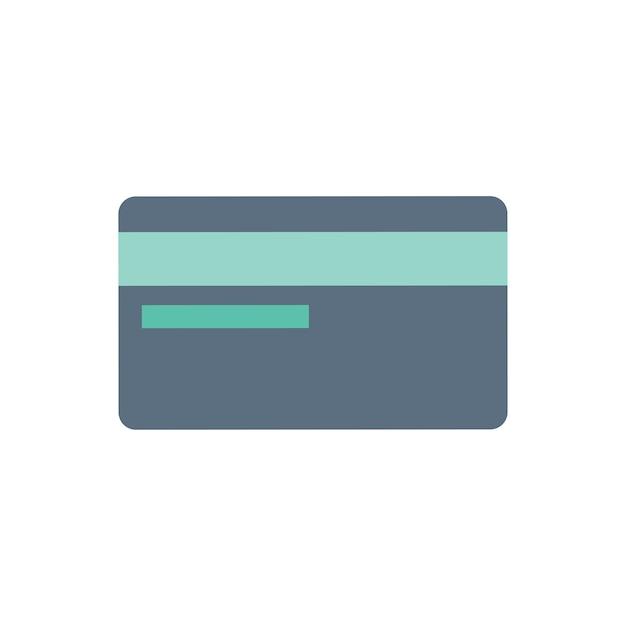 Illustration der kreditkartenikone