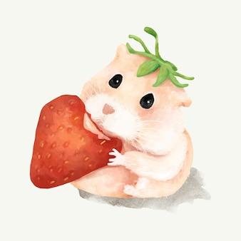 Illustration des hamsters