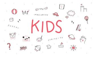Illustration des Kinderkonzeptes