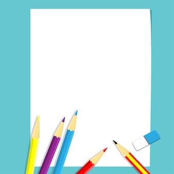 Illustration des kunstunterrichtskonzeptes für bildungs-konzept