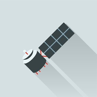Illustration des satelliten