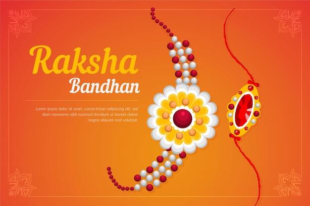 Illustration für raksha bandhan