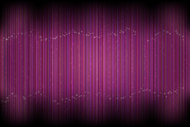 Illustration linearen hintergrundes vektorzusammenfassung burgunders mit glühenden punkten