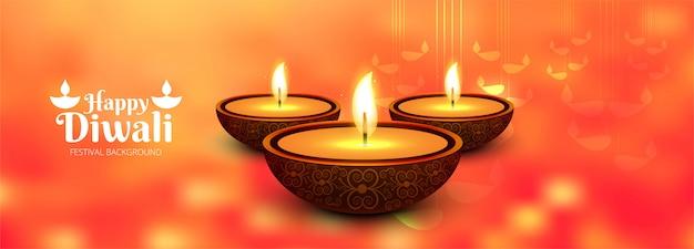 Illustration oder grußkarte von diwali festival
