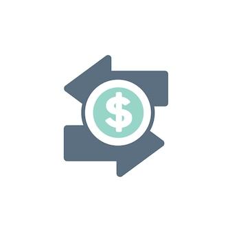 Illustration von finanziellem
