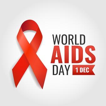 Illustration zum welt-aids-tag