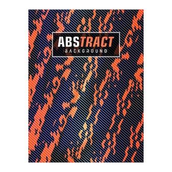 Ilustrasi tekstur latar belakang abstrak für sporthintergrund