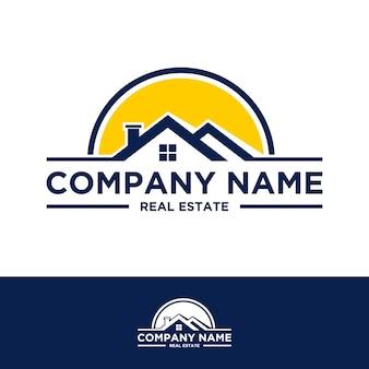 Immobilien logo design