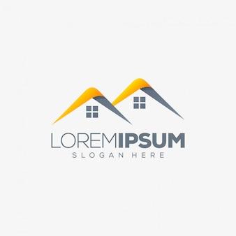 Immobilien-logo-design