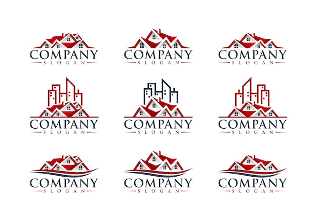 Immobilien-logo-design