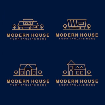 Immobilien premium logo