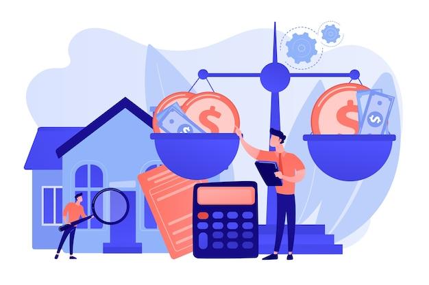 Immobilienagentur, verkauf und kauf von immobilien. finanzberatung