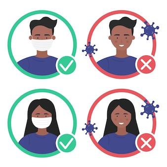 In geschäften, cafés, supermärkten oder öffentlichen bereichen dürfen keine aufkleber für eintrittsschilder verwendet werden