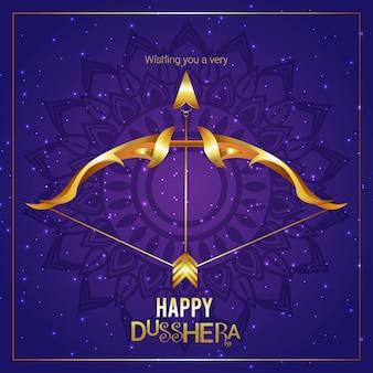 Indisches fest fröhliche diwali-feier