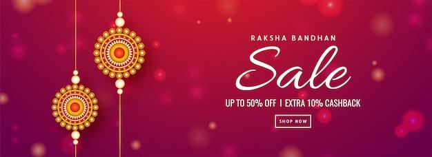 Indisches festival raksha bandhan konzept.