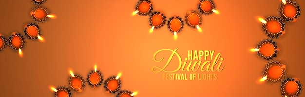 Indisches lichtfest happy diwali
