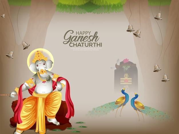 Indisches religiöses festival glücklicher dhanteras-feierhintergrund
