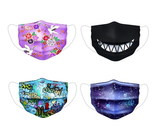 Individuelle schutzmasken