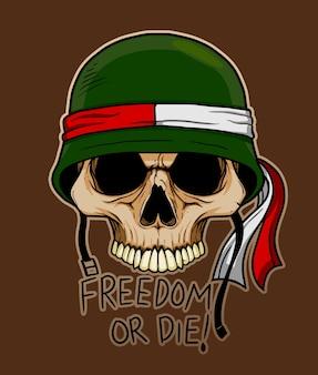 Indonesischer unabhängigkeitstag