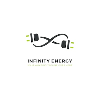 Infinite energy logo