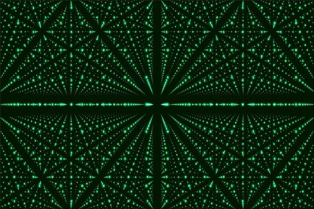Infinity-datenhintergrund
