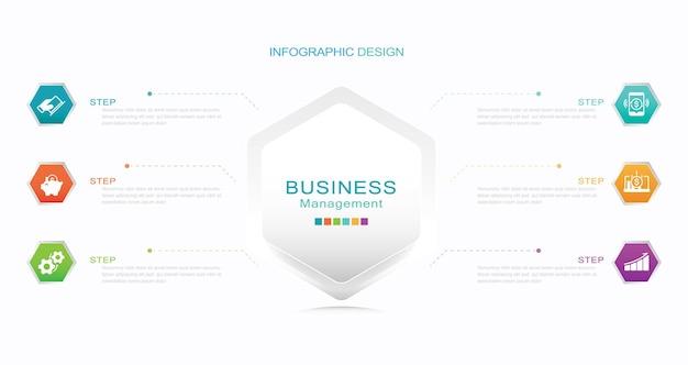 Infografik-element lagerillustration infografik-teil der lagerillustration