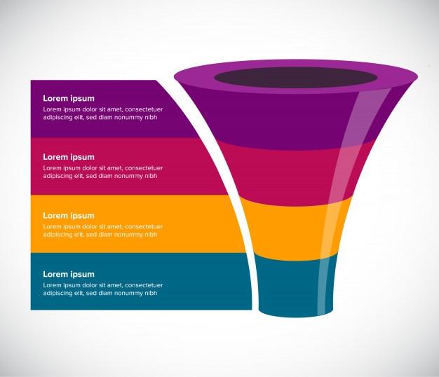 Infografik-elemente packen
