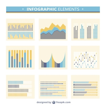 Infografik elements collection