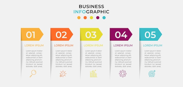 Infografik illustration