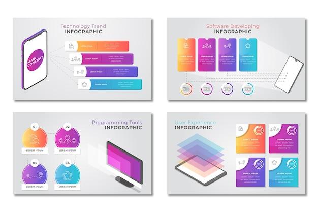 Infografik-technologie