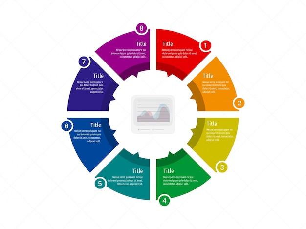 Infografik-template-design