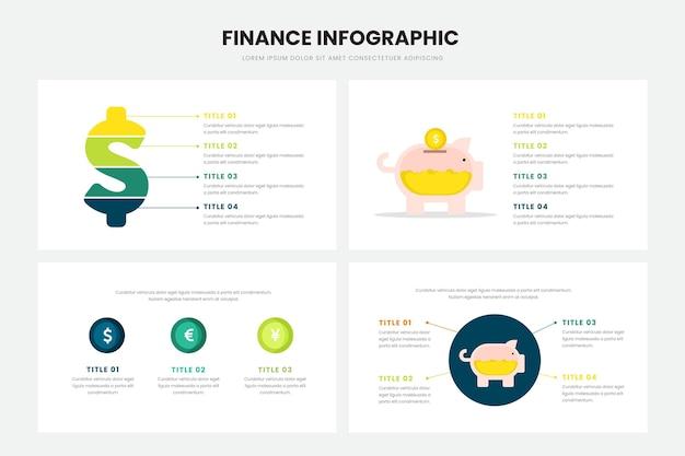 Infografik-vorlage im adkar-stil