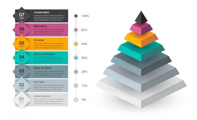 Infografik vorlage