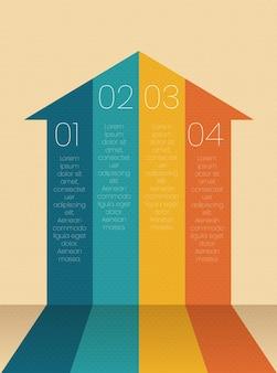 Infografik-vorlagen für unternehmen