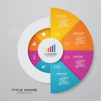 Infografiken diagrammelement