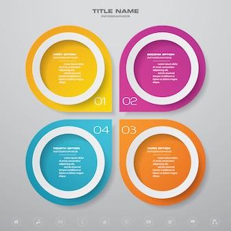Infografiken element.