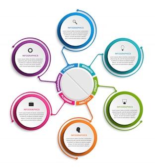 Infografiken für die medizin.