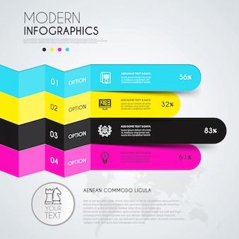 Infografiken vorlage