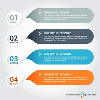 Infographic element vorlagen-sammlung