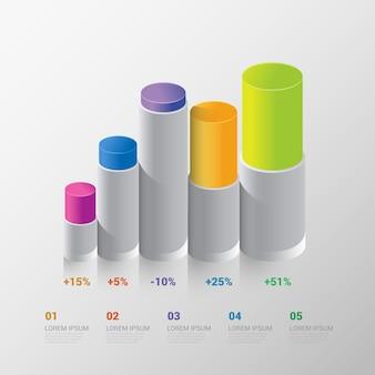 Infographics-vorlage