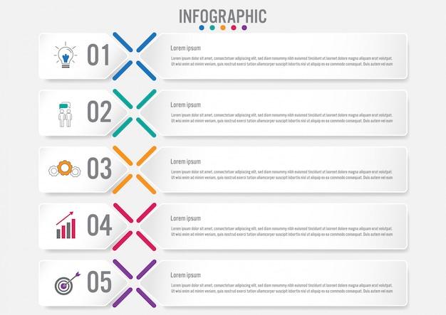 Infographik beschriftung vorlage