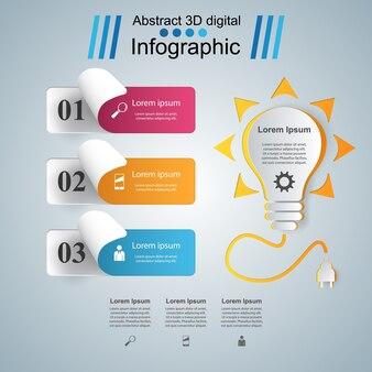 Infographik design