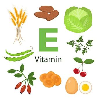 Informationen zu gesundheitlichen vorteilen von vitamin e.
