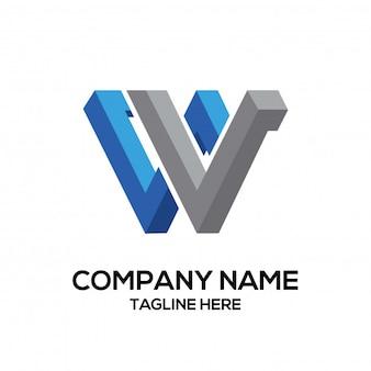 Initial design-logo