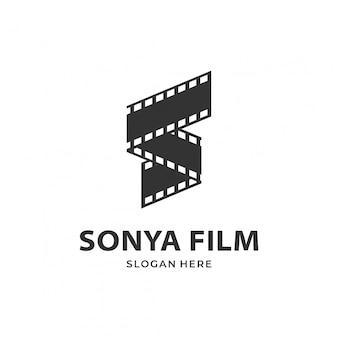 Initiale s logo design vorlage.