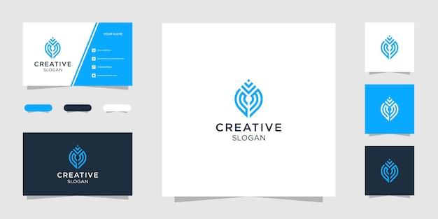 Initialen sm logo design-vorlage