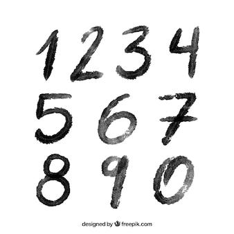 Ink-nummer-sammlung